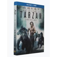 Free DHL Shipping@New Release Hot Classic Blu Ray DVD Movie The Legend of Tarzan Wholesale