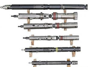 China Deep Hole Core Barrel Assembly Mineral Exploration Wireline Drilling Core Barrel on sale