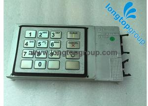 China NCR Parts in ATM Machine Parts NCR Red EPP Keyboard 445-0701333 ( English version ) on sale