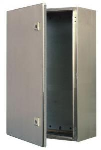 China Anti Corrosive Outdoor Enclosure Cabinet , Rack Mount Industrial Control Panel Enclosure on sale