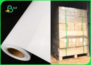 China 190gsm Photo Brilliant White Printing Paper Roll For Inkjet Printing 36'' * 30m on sale