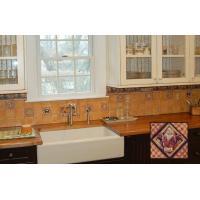 impact-resistant 240x115mm standard ceramic dark pool glazed Decorative Kitchen Tiles