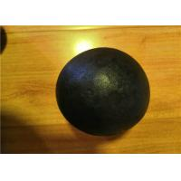 China Multipurpose Hot Rolling Steel Balls 20mm 40mm Good Wear Resistance on sale
