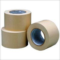 China Hi guys! fair price self adhesive masking paper tape for spray painting mask on sale