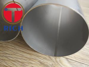 China Torich Gb/t12771 Stainless Steel Tube Welded Thick Wall For Liquid Delivery on sale
