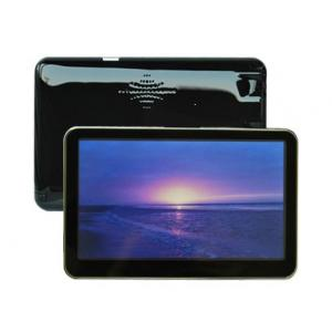 China WinCE 6.0 Portable Car Gps Automobile Navigation Systems with 4.3 Inch TFT Touch Screen on sale