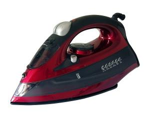 China Steam Iron spay color ceramic soleplate 2400W on sale