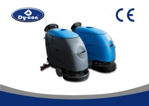 China One Key Control Commercial Floor Cleaning Machines With Liquid Crystal Display on sale