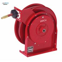 3/8 Inch by 35 Feet Spring Driven Extension cable Reel for Air/Water Premium Duty Spring Retractable Hose Reel