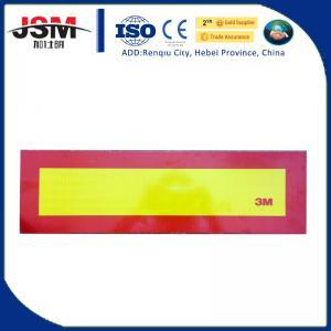 China big for car/bus/truck reflector car warning reflective sticker on sale
