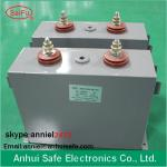 High Frequency energy storage oil power Pulse Capacitor 1000uf 3000VDC snubber inverter manufacturer made in china