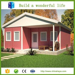 China low cost prefabricated module readymade house and wall panels prices for france on sale