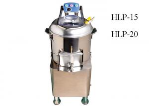 China CE Approved Food Preparation Equipments , Electric Commercial Potato Peeler Machine on sale