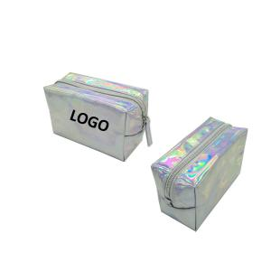 China PVC Women Laser Magnificent Shiny Makeup Colorful Zipper Bag,Promotional Laser Cosmetic Bag Supplier In China,COSMETIC B on sale