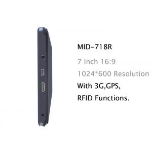 China 512MB DDR 3 Android 2.3 Capactitive Touch Screen Tablet PC With RFID Reader on sale