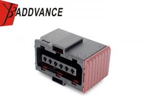 China 6 Pin TE Connectivity AMP Connectors Rectangular Housing Assembly 6-929264-2 on sale