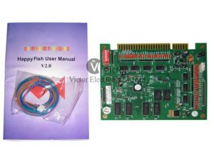 China happy fish 302 in 1 jamma multi game board  on sale