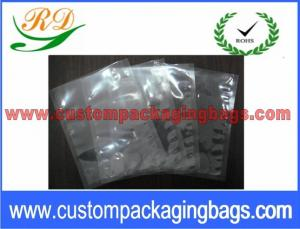 China Clear Nylon Keep Fresh vacuum sealed storage bags For Fruit Packaging on sale