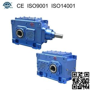 China Flender bevel helical gearbox gear units on sale
