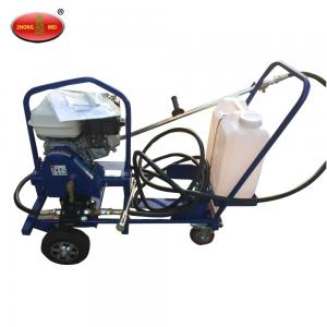 China Mobile Emulsified Asphalt Spraying Machine ST-LS22 Emulsified Asphalt Spreader For Sale on sale