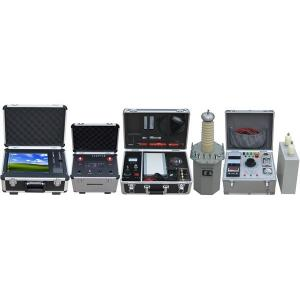China Max 500N Power Cable Fault Locator Push Pull Test Station 1/200000 Resolution on sale