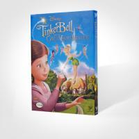 Tinker Bell: Great Fairy Rescue Disney DVD Cartoon DVD DVD Wholesale Hot Sell DVD