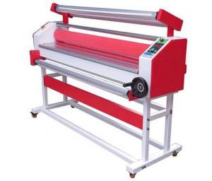 China Heavy Duty Book Lamination Machine 1600mm Roll Cold And Hot Lamination Machine on sale