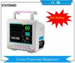 Large Screen Medical Vital Signs Monitor , Multiparameter Patient Monitoring System