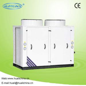 China Copeland Scroll R407C High Efficiency Heat Pumps , High Temperature Air To Water Heat Pump on sale