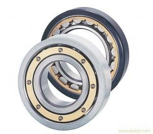 China Insulated Deep groove Cylindrical Roller Bearing For Motor NU214-E-M1-F1-J20B-C4 on sale