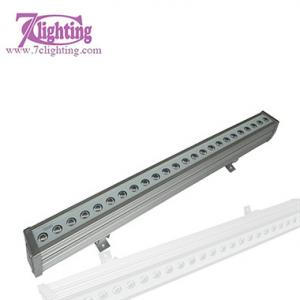 China IP65 WASH LED Bar 36x3W RGB LED Wall Washer,Tricolor LED Wash Lighting Fixtures on sale
