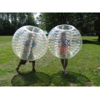1.5m transparent loopy ball for grass