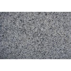 China Tuile flambée blanche de granit d'OEM, partie supérieure du comptoir grises naturelles/tuiles du granit G603 on sale