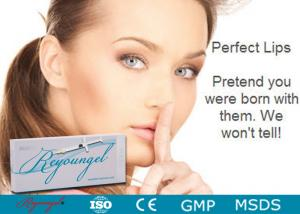 China Medical Transparent Lip Enhancement Fillers Hyaluronic Acid Injections For Wrinkles on sale
