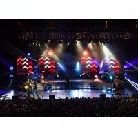 Event Stage LED Screen Full Color Led Rental Screen P5.95 / P4.81 Outdoor Usage