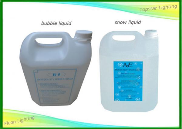 Long Lasting Stage Effect Fog / Snow Machine Fluid 1L 5L