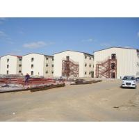 China Prefabricated Apartment Building , Steel Structure Office Buildings on sale