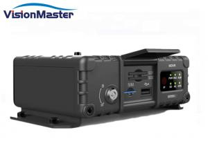 China AHD Dvr Free CMS Software 1080P Mobile School Bus CCTV System 12 Months Warranty on sale