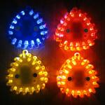 China 15 led safety flares triangle wholesale