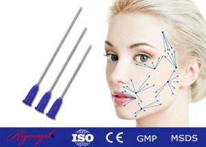 China Medical 8 Gauge / 10 Gauge Capillary Blunt Cannula Needle SGS / ISO13485 on sale