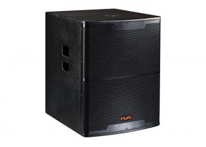 China 600W Pro Live Subwoofer Speaker For Concert , Live Pro Audio Speaker on sale