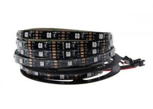 China Individually Addressable Flexible Digital LED Strip Lights 16.4ft For Decoration on sale