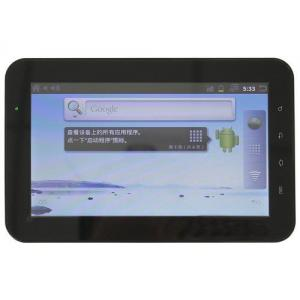 China 3G Sim Card Slot 7 inch Touchpad Tablet PC Android 4.0 with Phone Call Function on sale