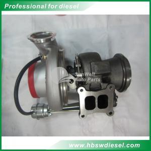 Cummins M11 QSM11 engine turbo Holset HX55W 4037086