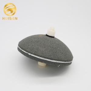 China Tank Aeration Corundum Ceramic Diffuser / DN178 Air Diffuser Water Treatment on sale