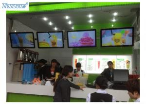 China HD WIFI 3G 32 Inch Wall Mounted Digital Signage for Advertising Display High Definition on sale