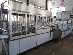 China Bowl Industrial Noodle Making Machine , Dry Noodle Making Equipment on sale