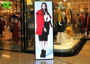 China Epistar Chip Advertising LED Display Board P2.5 SMD Indoor For Clothes Shop on sale