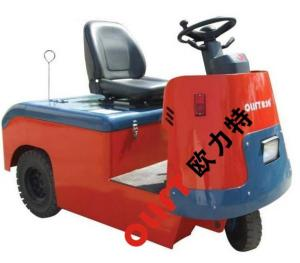 China 5000kg Electric tow tractor on sale