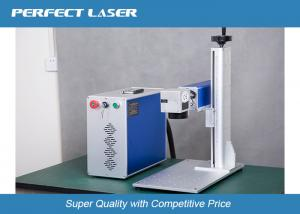 China High Energy Jewelry Laser Marking Machine For Animal Ear Tag ,  ISO / FDA Approval on sale